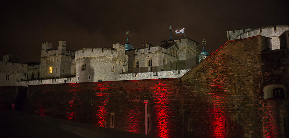 Tower of London event 2014
